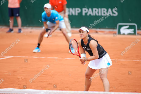 Editorial photo of French Open Tennis Championships, Day 4, Roland Garros, Paris, France - 29 May 2019