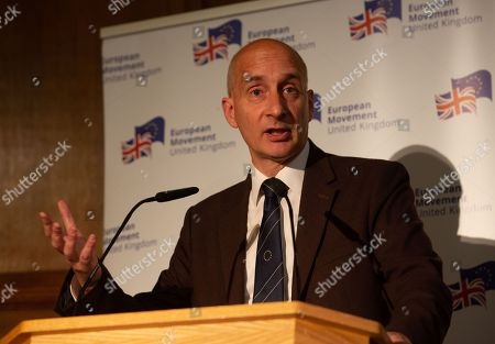 Lord Adonis gives a speech on the future of British politics