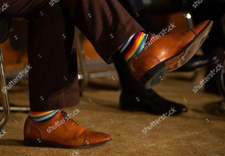 Stephen Dorrell socks