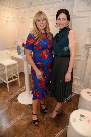 Kate Bryan and Marina Batovic