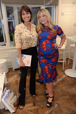 Editorial picture of Kate Bryan in conversation with Martina Batovic, London, UK - 29 May 2019