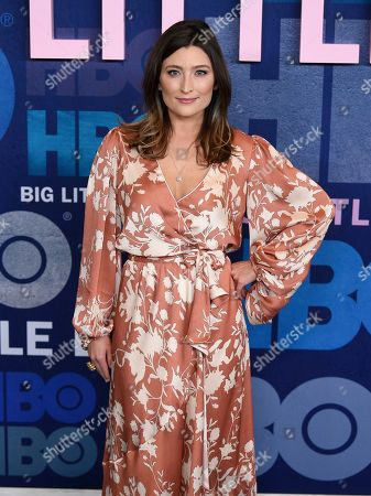 """Taylor Treadwell attends the premiere of HBO's """"Big Little Lies"""" season two at Jazz at Lincoln Center, in New York"""