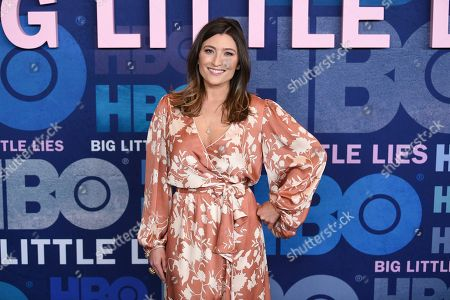 """Stock Photo of Taylor Treadwell attends the premiere of HBO's """"Big Little Lies"""" season two at Jazz at Lincoln Center, in New York"""