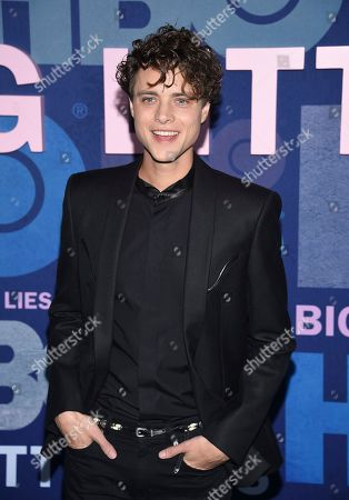 "Douglas Smith attends the premiere of HBO's ""Big Little Lies"" season two at Jazz at Lincoln Center, in New York"