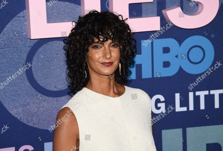 "Poorna Jagannathan attends the premiere of HBO's ""Big Little Lies"" season two at Jazz at Lincoln Center, in New York"