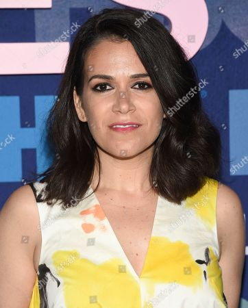 """Abbi Jacobson attends the premiere of HBO's """"Big Little Lies"""" season two at Jazz at Lincoln Center, in New York"""