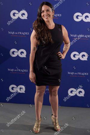 Stock Photo of Irene Junquera