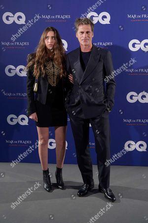 Stock Image of Mark Vanderloo and Emma Vanderloo