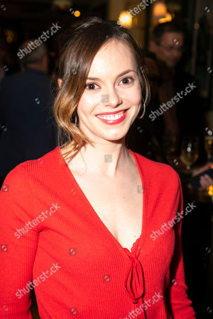 Editorial image of 'The Starry Messenger' party, Press Night, London, UK - 29 May 2019