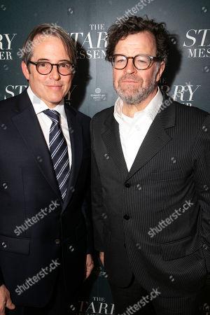 Matthew Broderick (Mark) and Kenneth Lonergan (Author)