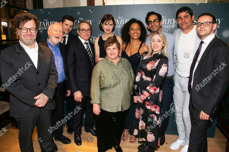 Kenneth Lonergan (Author), Jim Norton (Norman), Sam Yates (Director), Matthew Broderick (Mark), Elizabeth McGovern (Anne), Jenny Galloway (Mrs Pysner), Rosalind Eleazar (Angela), Sid Sagar (Ian), Sinead Matthews (Doris), Joplin Sibtain (Arnold) and Simon Friend (Producer)