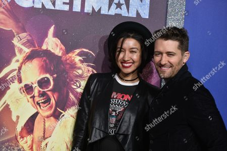 Editorial picture of 'Rocketman' film premiere, Arrivals, Alice Tully Hall at Lincoln Center, New York, USA - 29 May 2019