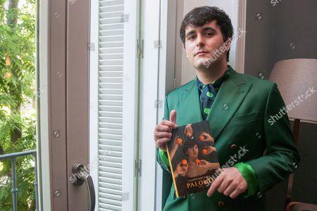 Alejandro Gomez Palomo presents his new book 'Palomo' at Matador Club
