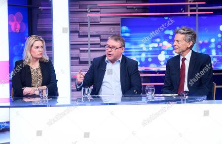 Mims Davies, Mark Francois and Ben Bradshaw