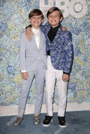 Cameron Crovetti and Nicholas Crovetti
