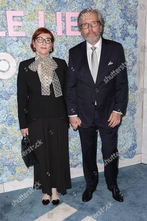 Vivian Lanko and Martin Donovan