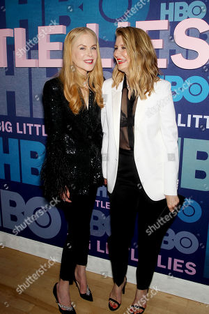 "Editorial image of New York Red Carpet Premiere for Season 2 of HBO's ""BIG LITTLE LIES"", New York, USA - 29 May 2019"