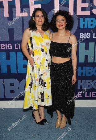 Abbi Jacobson and Ilana Glazer