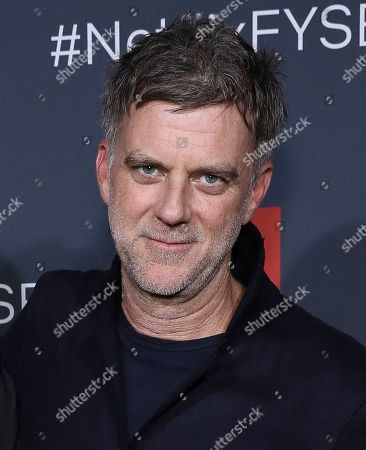 """Paul Thomas Anderson attend the Adam Sandler: 100% Fresh"""" FYC event at Raleigh studios on Wed, in Los Angeles, CA"""