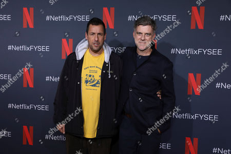 """Editorial picture of Adam Sandler: 100% Fresh"""" FYC Event, Los Angeles, USA - 29 May 2019"""