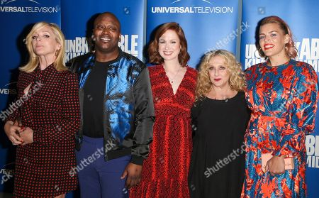 Editorial picture of Universal Television's FYC at UCB Panels, 'Unbreakable Kimmy Schmidt', ArcLight Cinemas, Los Angeles, USA - 29 May 2019