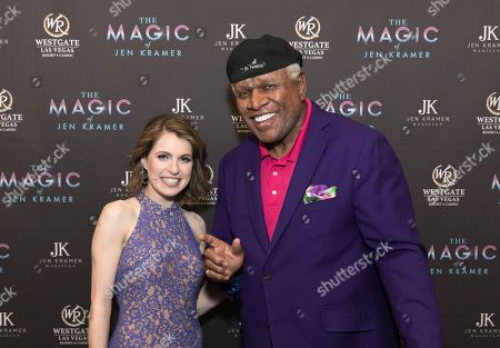 Jen Kramer and George Wallace