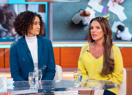 Editorial picture of 'Good Morning Britain' TV show, London, UK - 30 May 2019