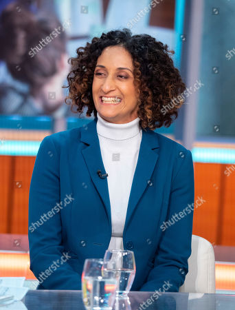 Editorial photo of 'Good Morning Britain' TV show, London, UK - 30 May 2019
