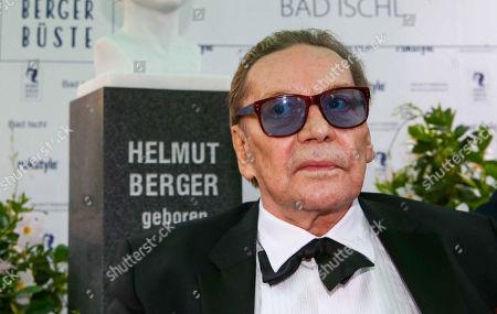 Editorial photo of Helmut Berger 75th birthday celebration, Bad Ischl, Austria - 29 May 2019