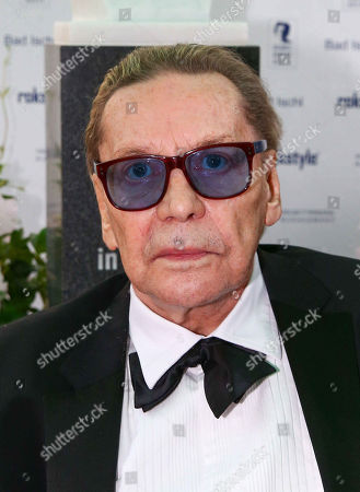 Editorial picture of Helmut Berger 75th birthday celebration, Bad Ischl, Austria - 29 May 2019