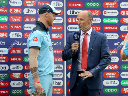 Editorial photo of England v South Africa, ICC Cricket World Cup 2019, Cricket, The Oval, London, UK - 30 May 2019