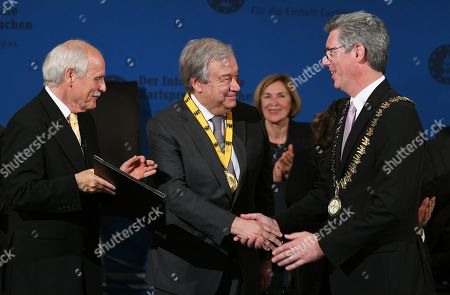 Editorial image of Charlemagne Prize in Aachen, Germany - 30 May 2019
