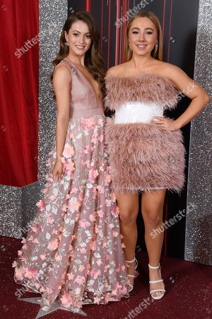 Lauren McQueen and Ruby O'Donnell