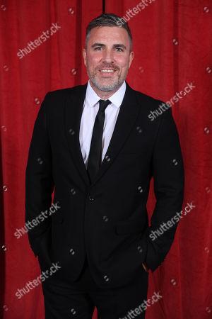 Stock Image of Greg Wood