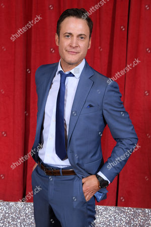 Stock Photo of Gary Lucy