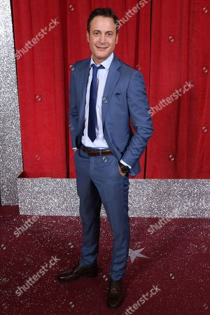 Stock Image of Gary Lucy
