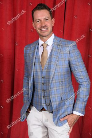 Stock Picture of Ashley Taylor Dawson