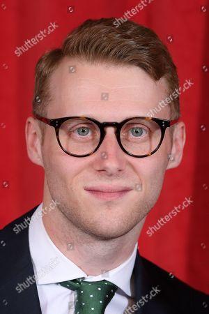 Stock Image of Jamie Borthwick