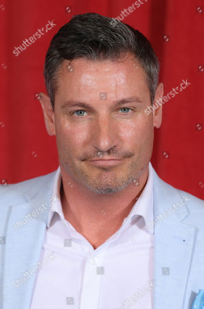 Stock Photo of Dean Gaffney