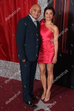 Bhaskar Patel and Rebecca Sarker