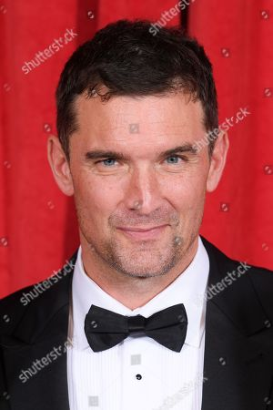 Editorial image of The British Soap Awards, Arrivals, The Lowry, Manchester, UK - 01 Jun 2019