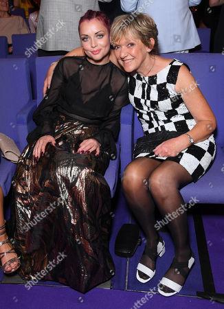 Shona McGarty and Gillian Wright