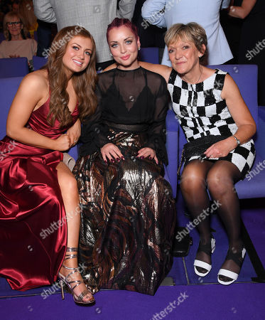 Stock Picture of Maisie Smith, Shona McGarty and Gillian Wright