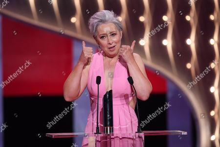 Sarah Moyle - Best Comedy Performance - Doctors