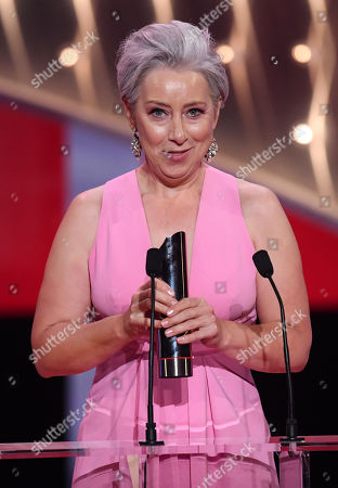 Editorial image of The British Soap Awards, Show, The Lowry, Manchester, UK - 01 Jun 2019