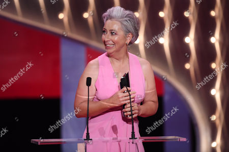 Editorial picture of The British Soap Awards, Show, The Lowry, Manchester, UK - 01 Jun 2019