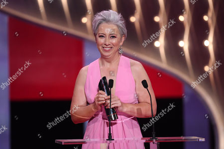 Stock Image of Sarah Moyle - Best Comedy Performance - Doctors