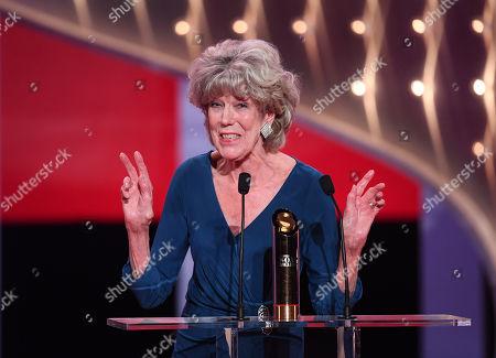 Sue Nicholls - Outstanding Achievement
