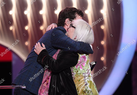 Editorial photo of The British Soap Awards, Show, The Lowry, Manchester, UK - 01 Jun 2019
