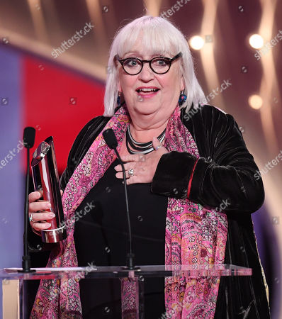 Stock Image of Val Lawson - Tony Warren Award